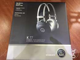 AKG K77 Studio Headphones