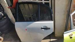 POLO VIVO, Fiesta DOORS and VIVO complete TAILGATE, side mirrors