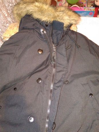 cheap for discount 350f6 3ee06 Куртка Аляска. Altitude Parka Black Alpha Industries 00022 ...