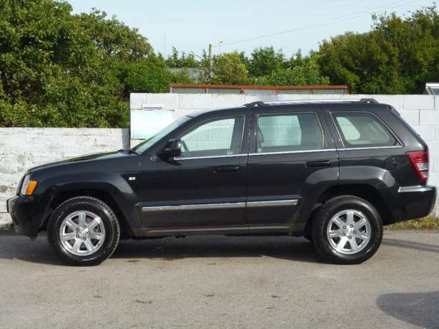 Jeep Grand cherokee 3.0 SUV Westlands - image 8
