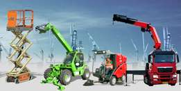 lifting trucks tlb crane machinery training mining machine excavator.