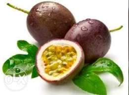 passion fruits on sale!!