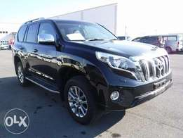 Toyota Landcruiser Prado 2016 Model 4WD 7 seater Automatic Petrol KCP