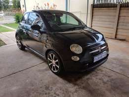 2010 Fiat 500 1.2 in Excellent Driving Condition - Needs Dash Airbags