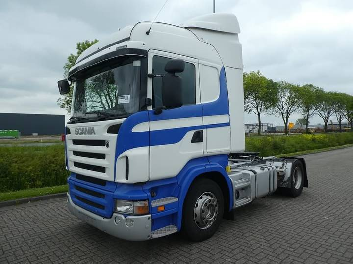 Scania R420 manual gearbox - 2009