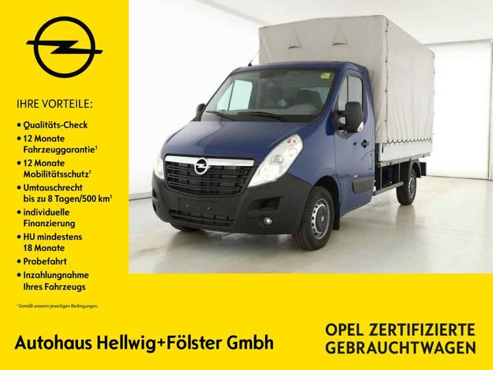 Opel Movano B 2.3 CDTI Pritsche+Plane 3,5t L2H1 - 2016