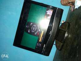 20 inches tv with dvd for sale