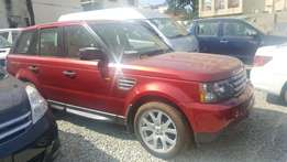 Range rover sport xuk 2008 model on sale