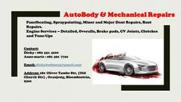 Autobody & Mechanical Repairs