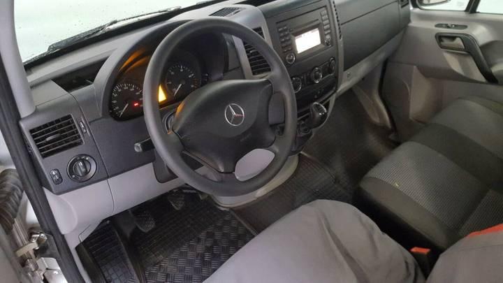 Mercedes-Benz Sprinter 316  Maxi Pritsche 4,30m - 2011 - image 8
