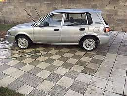 2002 toyota tazz in good condition for sale