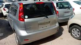 Nissan note Silver