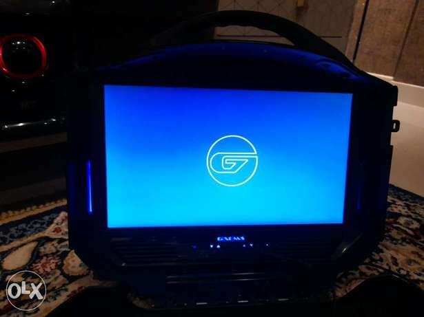 Gaems portable moniter for ps4 and xbox .