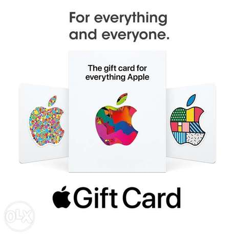 iTunes Cards [-15% OFF]
