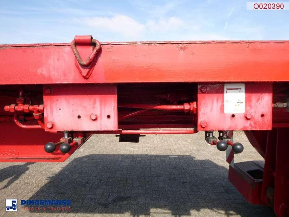 Nooteboom Semi-lowbed trailer OSDAZ-56 - 1992 - image 12