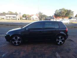 Vw golf 5 1.6 engine 2006 back colour