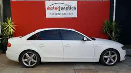 2011 Audi A4 1.8t Ambition (b8) with Sunroof