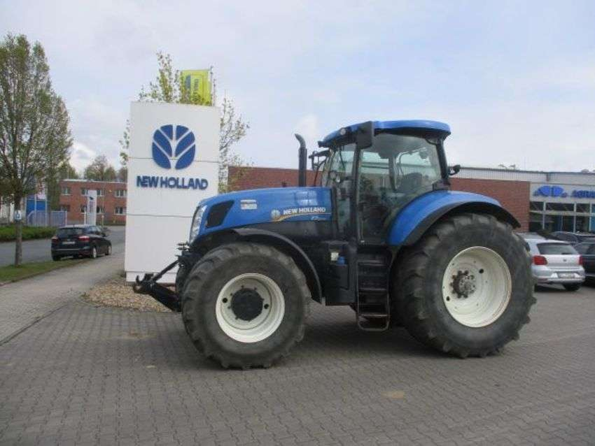 New Holland T7.270 Ac - 2012