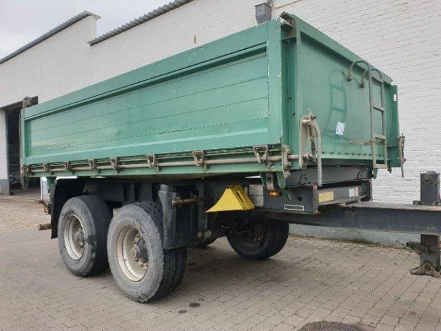 Schmitz Cargobull ZKI 18 4.9 ZKI 18 4.9 Tandem Alu Kipper - 2006