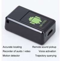 Small Mms Locator Photo Video Taking Gsm Gps Tracker With Motion Detec