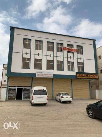 First Line G+2 Building in Misfah