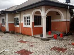 Bran new 3bedroom bungalow At Alcon woji PETER Odili PH