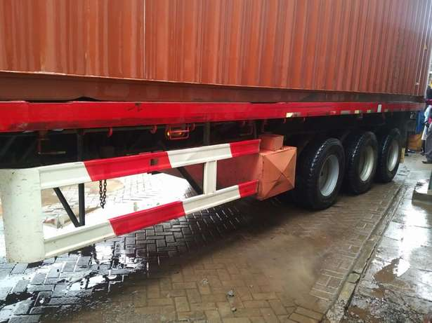 Mercedes-Benz AXOR & TRAILER for SALE Nairobi West - image 7