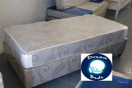 *Free Delivery* Single and 3/4 Mattress and Bed Sets from R 1 550