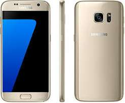 "Samsung Galaxy S7 Edge - 5.5"" - 32GB - 4GB RAM - 12 MP Camera - Dual"