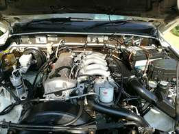 Ssang Yong 2.9 Engine and gearbox