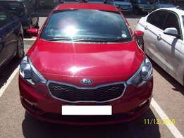 2013 Kia Cerato 1.6 EX Manual