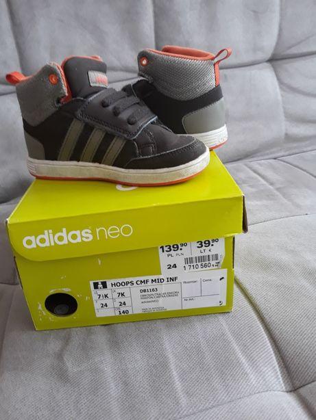 buty adidas neo dla chlopca