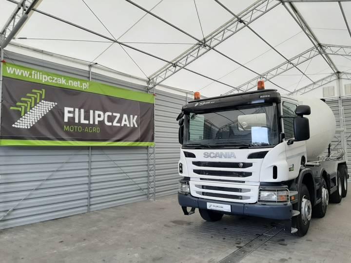 Scania P 360 - 2013