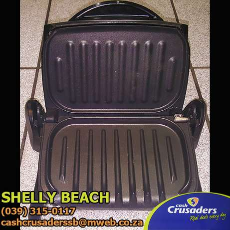 George Foreman Lean Mean Fat Reducing Grilling Machine Shelly Beach - image 1