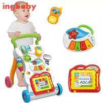 Baby first step walker