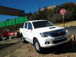2011 Toyota hilux 3.0 d4d 4*2 for sale