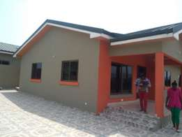 Newly built executive 3bedrooms self contain house at ashogman estate