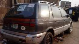 Clean Registered Mitsubishi Space Wagon for sale
