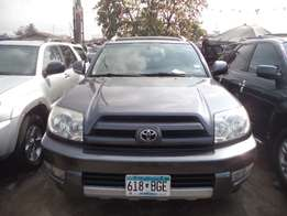 Perfect condition 2005 Toyota 4runner for sale