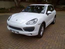 Porsche Cayenne S for sale, 2013, 4.2 litre Diesel V8. 66000 on clock