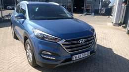 hyundai tucson 1.6 tgdi executive man