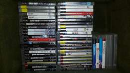 Ps3 games an accessories