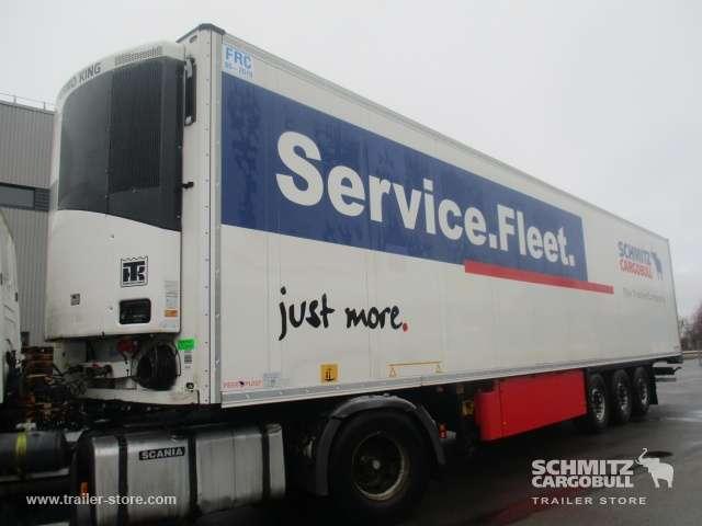 Schmitz Cargobull Semitrailer Reefer Standard Dvigubo pakrovimo sistema - 2013