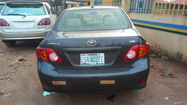 Clean Toyota Corolla (2008) for sale Ikeja - image 3