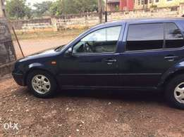 Neatly used gold 4. Buy and drive. Very clean