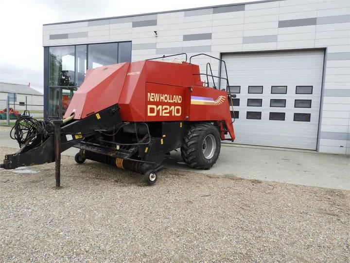 New Holland D1210