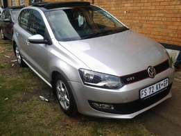 2014 polo 6 1.4 comfortline sunroof with 58000km