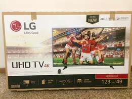 "LG 49"" UHD Smart TV Brand new (2016 model)"