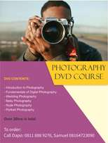 Digital Photography Course on DVD