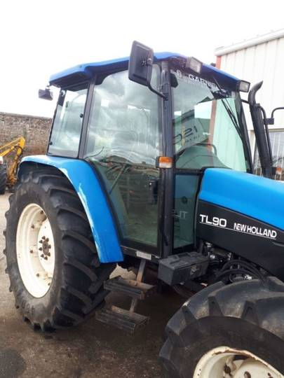 New Holland tl90 - 2001 - image 8